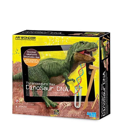 Kit Escavação Dinossauro - Dino DNA - Tiranossauro Rex - 4m
