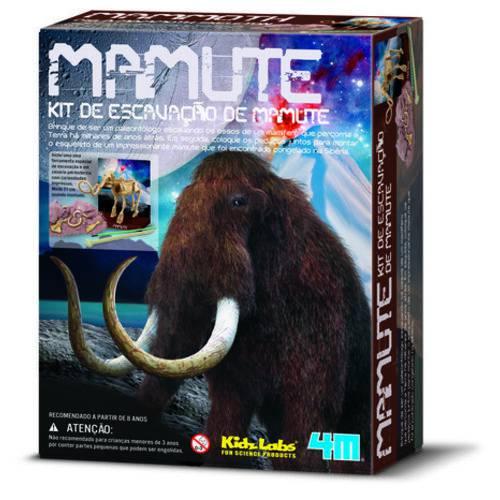 Kit Escavaçao Mamute - 4m