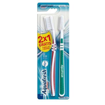 Escova Dental Aquafresh Média
