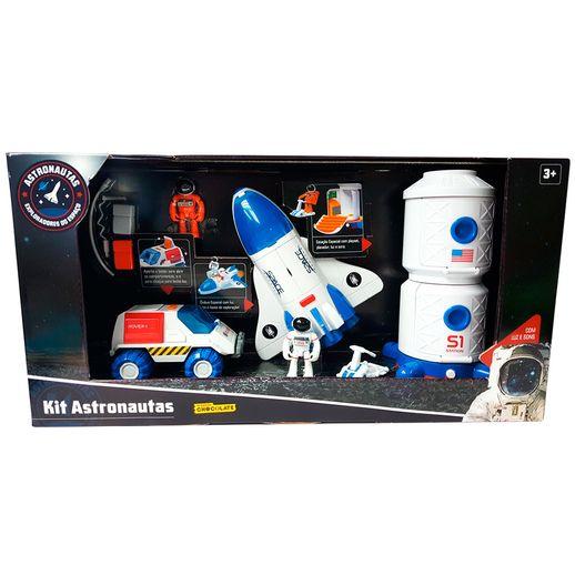 Kit Espacial Astronautas - Fun Divirta-se