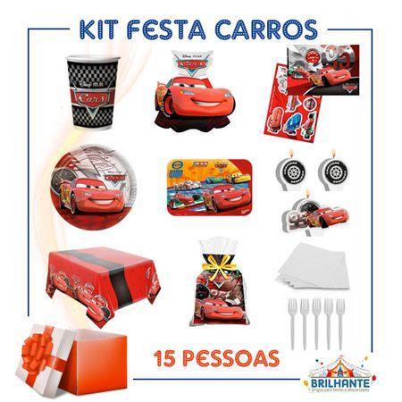 Kit Festa Carros
