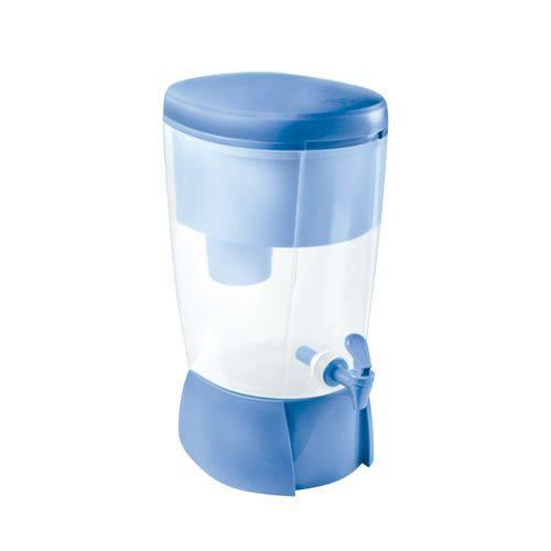 Kit Filtro de Água Mais Sap Filtros Azul + Refil Sap Control