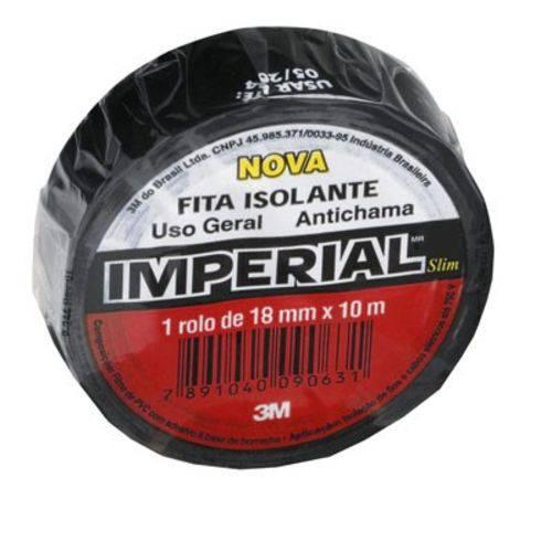 Kit Fita Isolante 10mx18mm Imperial 3m C10 - com 10 Unidades