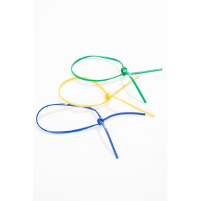Kit Fita Rendada Flex Jewel Multicolorido - U