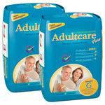 Kit Fralda Geriátrica Adultcare G 8 Unidades 2 Unidades