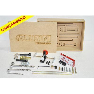Kit Gabarito Combo Super - ALUZINI AZ010GAB62 AZ010GAB62