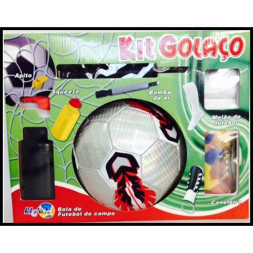 Kit Golaço - Futebol - 6 Itens Variados