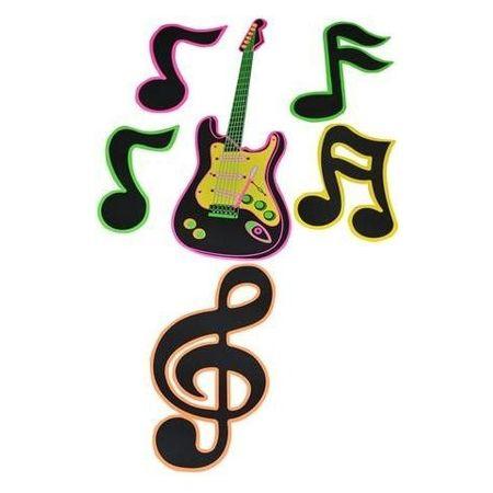 Kit Guitarra - 06 Unidades
