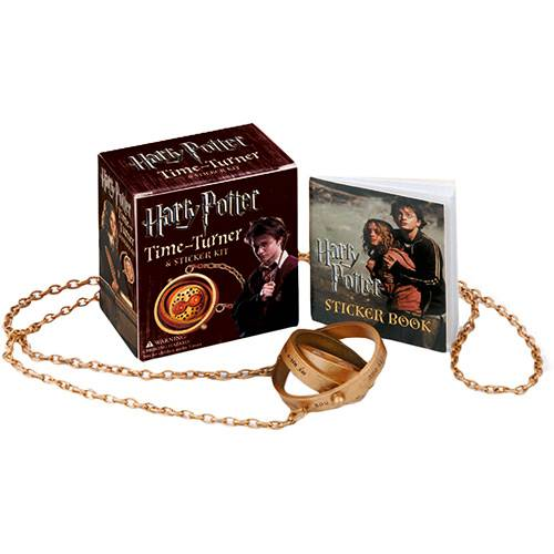 Kit - Harry Potter Time Turner Sticker