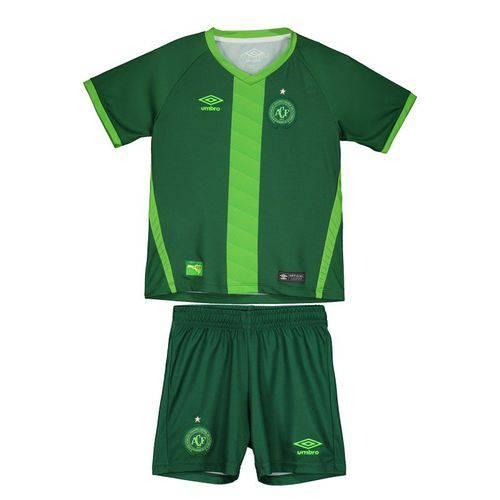Kit Infantil Umbro Chapecoense III 2016 - Umbro