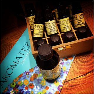 Kit Iniciante de Aromaterapia By Samia Kit
