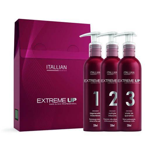 Kit Itallian Extreme Up Hair Clinic