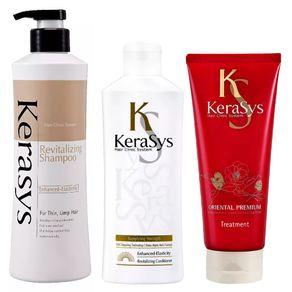 Kit Kerasys Revitalizing (3 Produtos) Conjunto