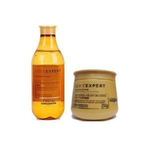 Kit L'Oréal Nutrifier - Shampoo e Máscara