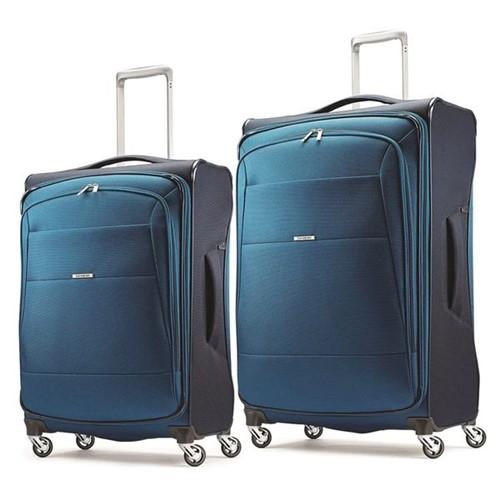 Kit Malas de Viagem Ecolite Azul M + G
