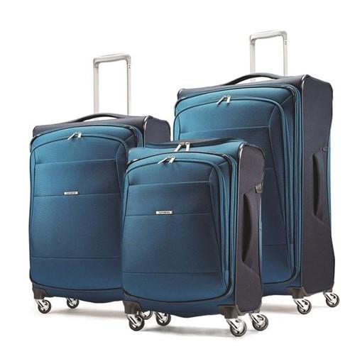 Kit Malas de Viagem Ecolite Azul P + M + G