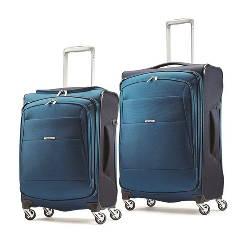 Kit Malas de Viagem Ecolite Azul P + M