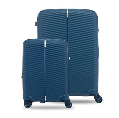 Kit Malas de Viagem Varro Azul M + G