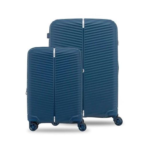 Kit Malas de Viagem Varro Azul P + M