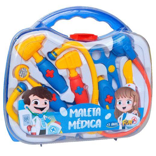 Kit Maleta Médica - Fun Divirta-se