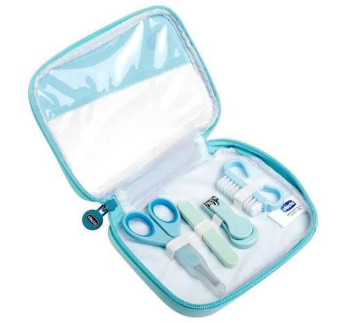 Kit Manicure Azul Chicco