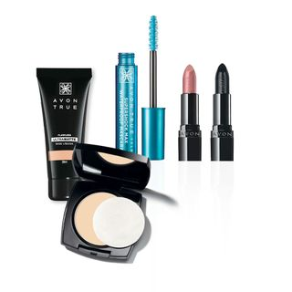 Kit Maquiagem Completa - Rosado Claro