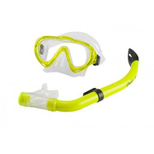 Kit Máscara e Snorkel Oasis