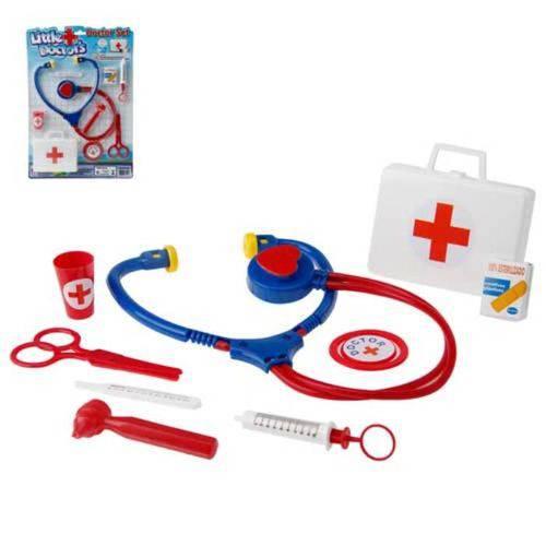 Kit Médico Brinquedo Infantil 7 Peças