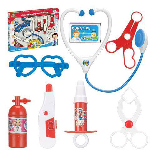 Kit Médico Brinquedo Infantil