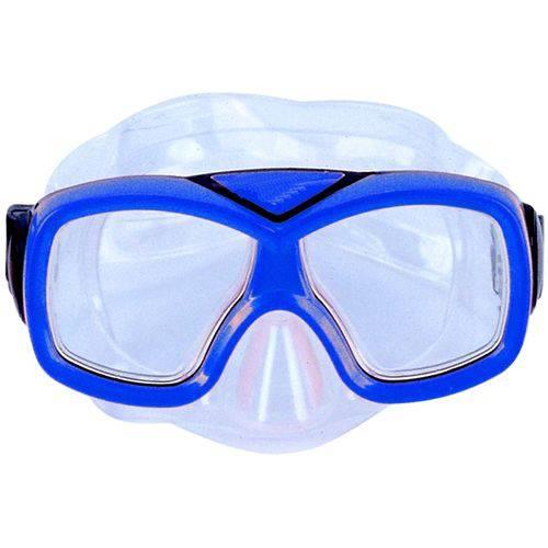 Kit Mergulho Infantil Nautika Divers com Nadadeiras Snorkel
