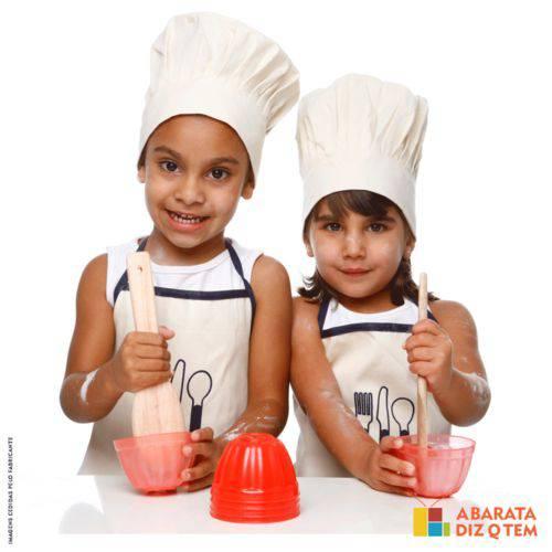 Kit Mestre Cuca Alegria Sem Bateria Kit para Cozinhar