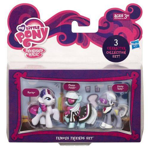 Kit My Little Pony Mini Colecao Sortidos A2033 Hasbro