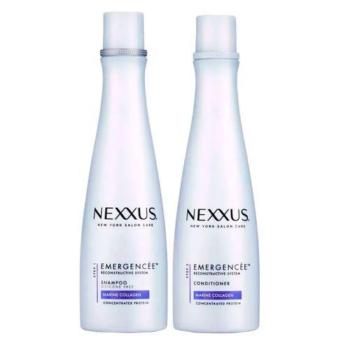 Kit Nexxus Emergencée Shampoo 250ml + Condicionador 250ml