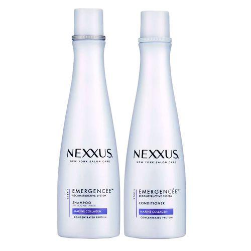 Kit Nexxus Emergencée Shampoo + Condicionador 250ml