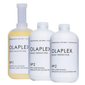 Kit Olaplex Traveling Stylist (3 Produtos) Conjunto