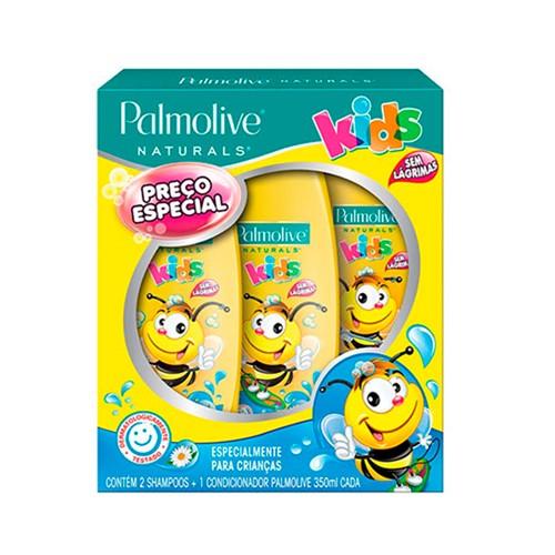 Kit Palmolive Kids 2 Shampoo + Condicionador 350ml