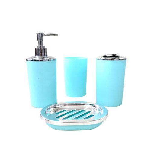 Kit para Banheiro com 4 Peças