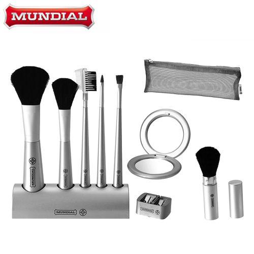 Kit para Maquiagem 10 Peças - Mundial