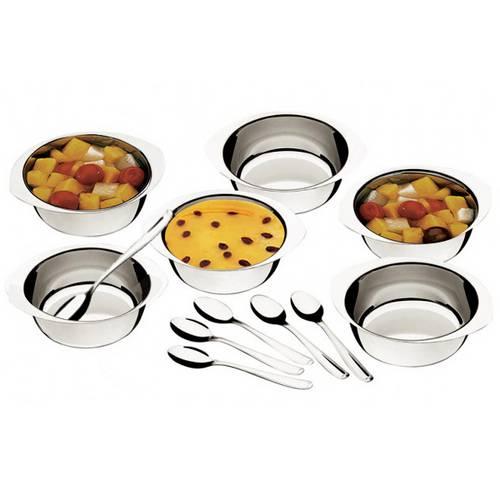 Kit para Sobremesa 12 Peças - Tramontina - 64400-730 - Inox