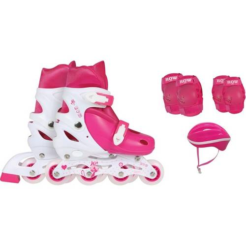 Kit Patins Rosa M Tam 35 a 38 Mor