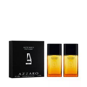 Kit Perfume Azzaro Pour Homme com 2 Eau de Toilette 30ml