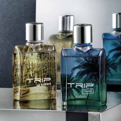 Kit Perfume Masculino Trip Itacaré + Trip na Estrada Eudora
