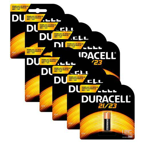 Kit Pilha Alcalina Duracell MN 21 C/ 10 Unidades