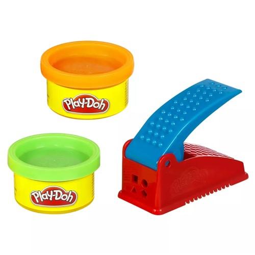 Kit Play Doh Mini Fabrica Divertida Hasbro Cores Sortidas 1 Unidade