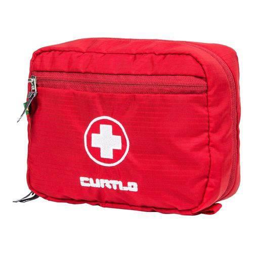 Kit Primeiros Socorros Tamanho M Vermelho - Curtlo