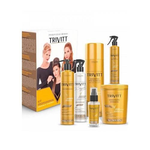 Kit Profissional Trivitt C/6 Produtos