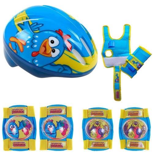 Kit Proteção Infantil Galinha Pintadinha - Astro Toys