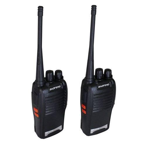 Kit Rádio Comunicador Walk Talk