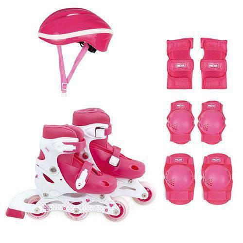 Kit Roller Rosa (31-34) - 40600101