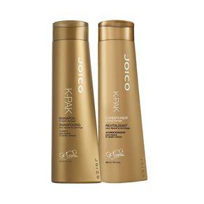 Kit Shampoo K Pak 300ml + Condicionador K Pak 300ml Joico